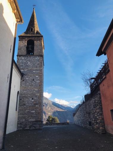 Muraz Church
