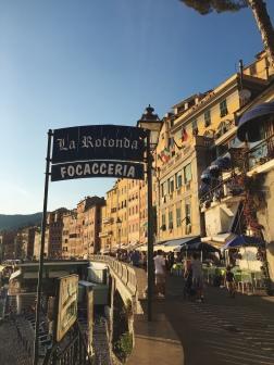 Camogli, the home of Focaccia