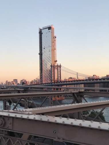 Manhattan Bridge & Manhattan