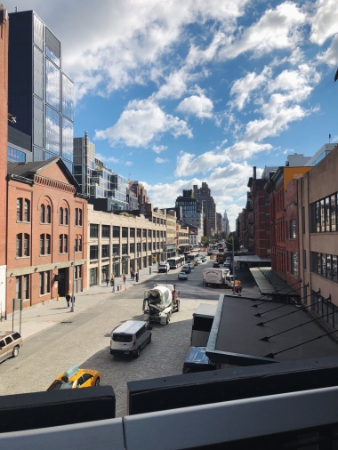 Chelsea from the Highline