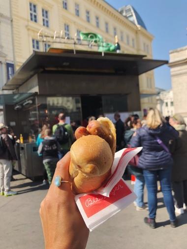 Best Bratwurst in Vienna