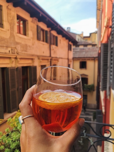 Spritz, of course